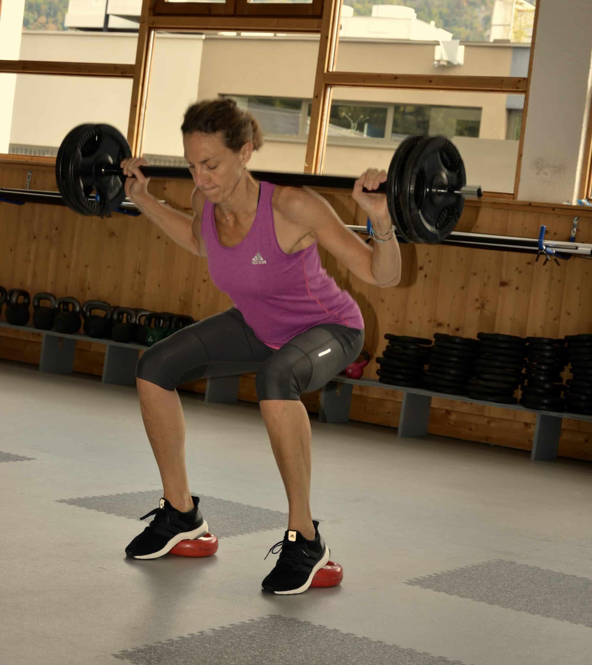 Importance de la musculation pour la santé et rester dessinée, même après 50 ans