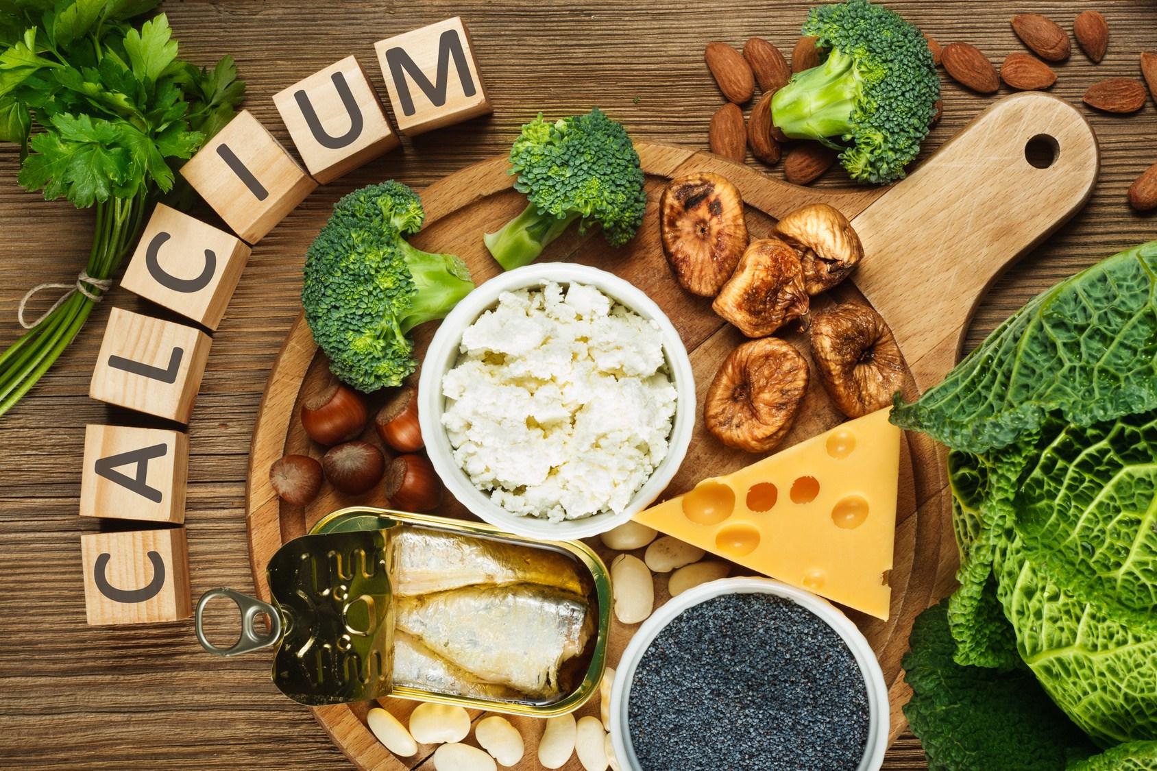 L'importance du calcium pour la santé des os et en prévention de l'ostéoporose