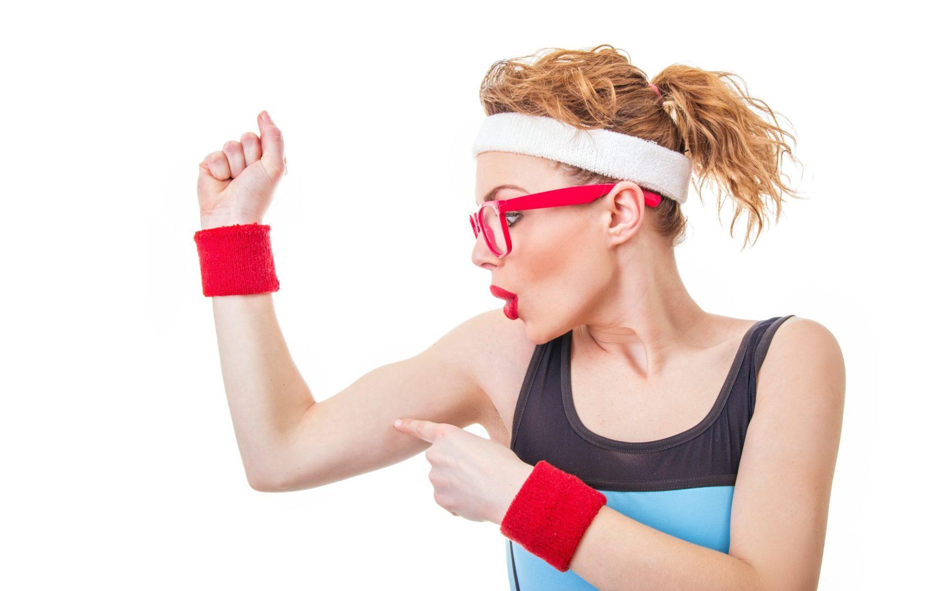 La musculation dessine le corps harmonieusement